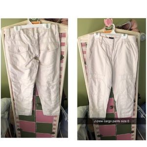 J Crew Cargo Pants